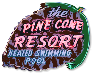 Pine Cone Resort Logo